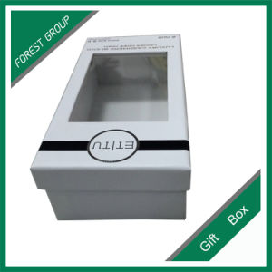 White Luxury Gift Box with Lid Wholesale pictures & photos