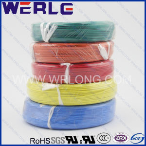 High Voltage Silicone Rubber Insulated Wire pictures & photos