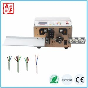 High Speed Dg-220s Full Automatic Sheathed Cable Cutting and Stripping Equipment pictures & photos