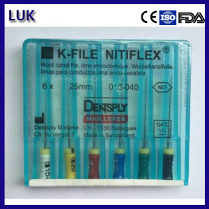 a + Quality Us$ 2.0-2.5 Dentsply Niti Endodontic Files (K, H, Reamers) pictures & photos