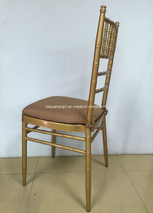 Wedding Furniture Steel Chiavari Tiffany Wedding Events Chair (JY-J01) pictures & photos