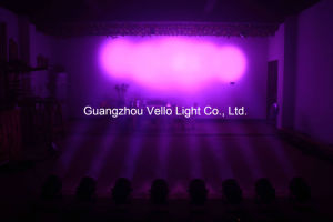 Vello LED Indoor Zoom PAR Can Stage Light (LED Zoompar 19 4in1) pictures & photos