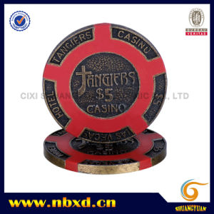 16g Tangiers Casino Metal Poker Chip (SY-F02) pictures & photos