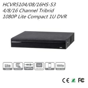 Dahua 4/8/16 Channel Tribrid 1080P Lite Compact 1u DVR {Hcvr5104/08/16HS-S3} pictures & photos