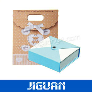 Full Color Printing Custom Logo Cosmetic Paper Box pictures & photos