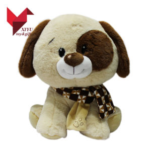 Big Fluffy Soft Stuffed Plush Toy Dog pictures & photos