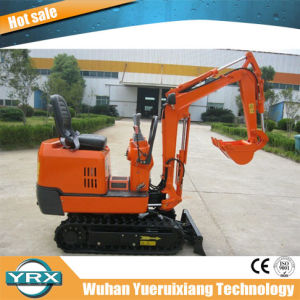 Super-Mini Excavator Yrx08 pictures & photos
