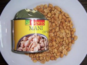 Fried Peanut in Tin Can or Bag pictures & photos