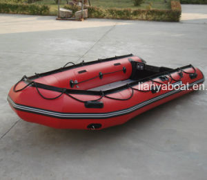 Liya 3.3m Rubber Inflatable Boat Dinghy Tender with Engine pictures & photos