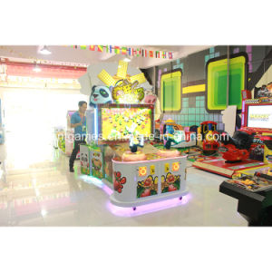 Hot Sale Crazy Farm Players Coin Operated Arcade Game Machine for Kids pictures & photos