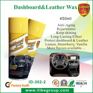 Dashboard, Leather, Tire Polish Spray Wax pictures & photos
