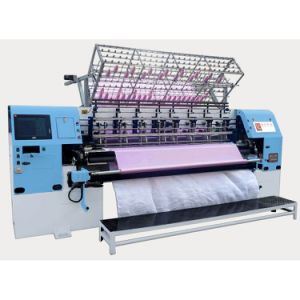 Computerized High Speed Shuttle Quilt Machine Sewing pictures & photos