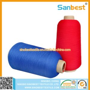 100% Colorful Nylon Continuous Textured Thread for Leisurewear pictures & photos