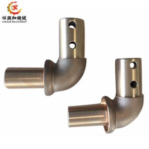 Customized Bronze/Brass/Copper Valve Parts with Sand Casting pictures & photos