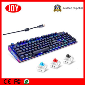 Cooler Model Mechanical RGB Keyboard pictures & photos