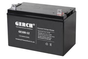 12V 100 Ah Long Life Solar Battery, UPS Battery, Computer Center Gel Battery pictures & photos