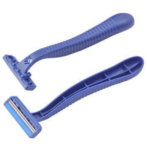 Modern Design and Finely Processed Men′s Shavers 5 Layer Blade with Open Back pictures & photos