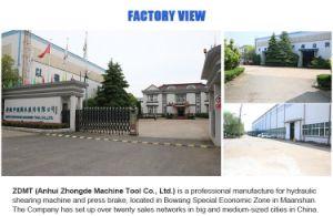 Hydraulic Press Brake /Hydraulic Plate Bender Machine pictures & photos