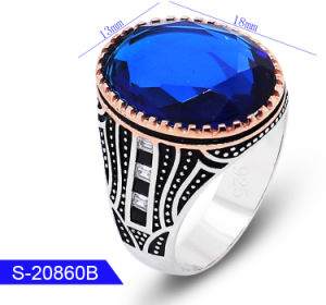 Wholesale Turkish & Arabic Style Silver Jewelry Islamic Ring for Men pictures & photos