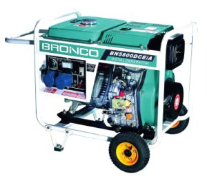 Electric Diesel Generator (BN5800DCE/A) pictures & photos
