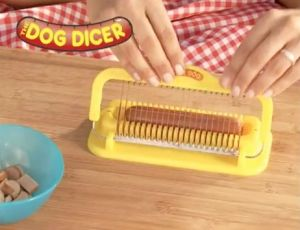 Dog Dicer, Slicer Dicer, Hot Dog Slicer pictures & photos