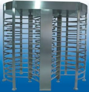 Full Height Turnstile 1033.403, Dual Walkway, Stainless Steel, Single Direction or Bi-Direction pictures & photos