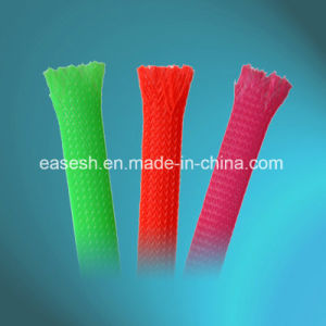 PA Expandable Cable Braids Cable Sleeving pictures & photos