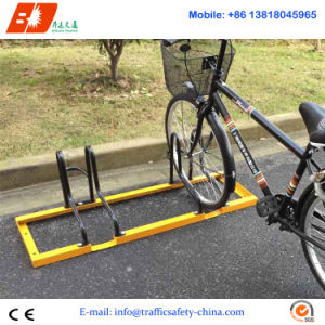Stainless Steel 304 Spiral Model Bike Rack, Electric Bicycle Parking Rack pictures & photos