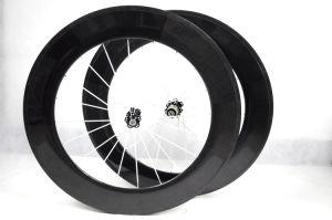 88mm Tubular Carbon Bicycle Rims (FRX-R88T)