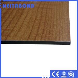 Wood Texture Aluminum Composite Panel, ACP, Acm pictures & photos