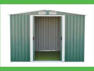 Garden Shed with Suitable Steel Frame pictures & photos