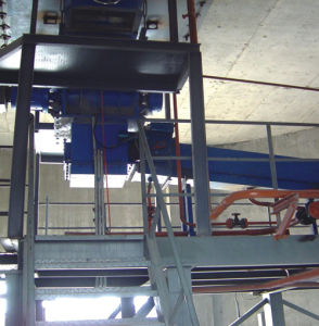 Fly Ash (Slag) Dosing & Controlling System