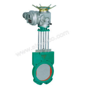 Cast Iron Slurry Knife Gate Valve pictures & photos