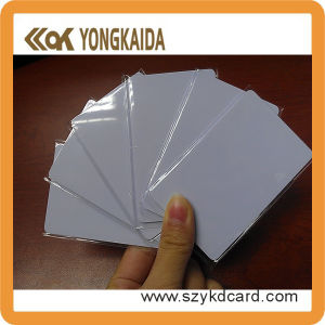 ISO14443A F08 Chip Blank Smart Card