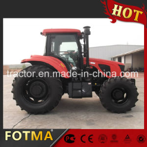 100HP Farm Tractor, Four Wheeled Agricultural Tractor (KAT 1004) pictures & photos