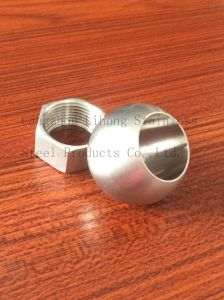 Stainless Steel Pipe Fittings Ball From Casting pictures & photos