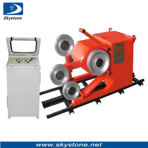 Diamond Wire Saw Machine (TSY-11/15kw) pictures & photos