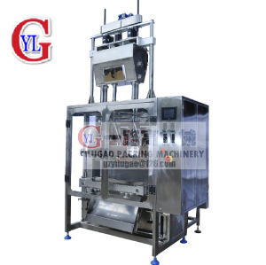 Multi Lines 3 Side Sealing Sachet Granules Packing Machine pictures & photos