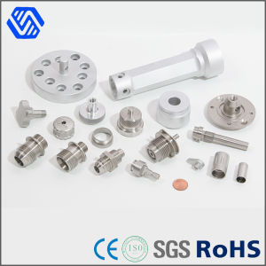 Stainless Steel Alunium CNC Lathe Parts Custom Made OEM CNC Turning Parts pictures & photos
