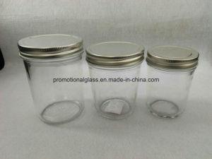 16oz Width Mounth Glass Jar, Mason Jar pictures & photos