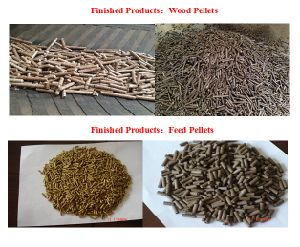 Automatic Wood Sawdust Fuel Pellets Making Machine pictures & photos