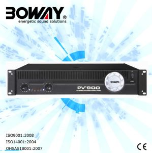 Hot-Sale Professional DJ Stage Power Amplifier/Amplificador (PV-900) pictures & photos