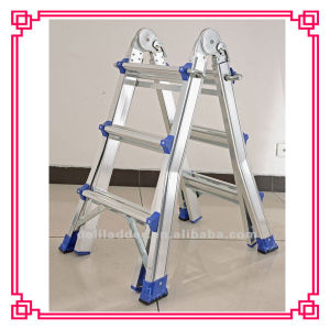 Aluminum Extension Multi-Purpose Ladder /Combination Ladder CE En131 pictures & photos