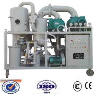 on-Site High-VAC Automatic High Vacuum Transformer Oil Purifier Machine pictures & photos