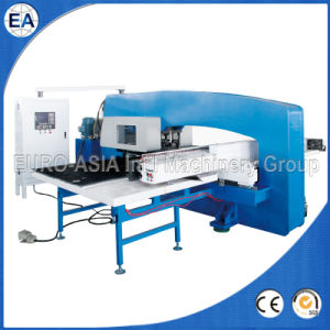 O-Type CNC Hydraulic Turret Punching Machine pictures & photos