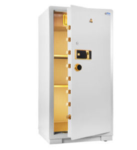 Z100 Steel Fingerprint Safe for Office&Business pictures & photos