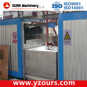 Powder Coating Equipment for Steel and Aluminum Sections pictures & photos