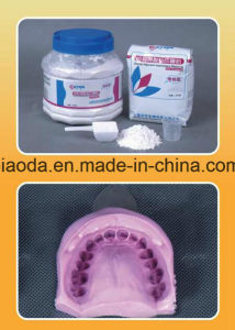Dental Alginate Impression Material 500g/Bag, 1000g/Barrel pictures & photos