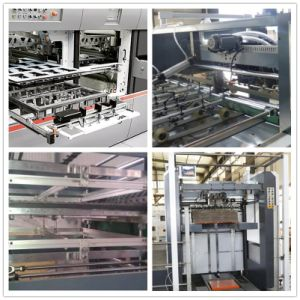 Efficient Semi-Automatic Corruaged Paperboard Creasing Machine (Die Cutter) pictures & photos