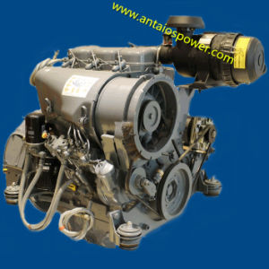 Generator Engine of Deutz Air-Cooled Engine F3l912 pictures & photos